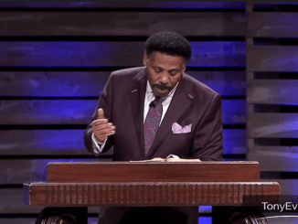 Tony Evans Sermons - A Challenge to Greater Convictions