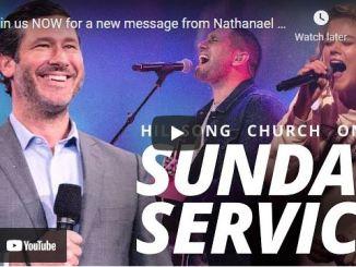 Hillsong Church Sunday Live Service October 17 2021