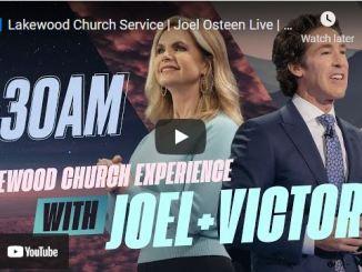 Lakewood Church Sunday Service October 3 2021