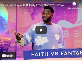 Pastor Michael Todd Sermon: Faith vs Fantasy // Is It Truly From God?