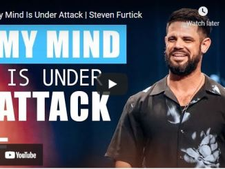 Pastor Steven Furtick Sermon: My Mind Is Under Attack