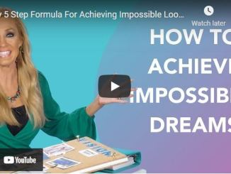 Terri Savelle Foy: How To Achieve Impossible Dreams