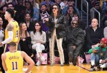 Photo of Kim Kardashian Responds to Speculation That She Booed Tristan Thompson at NBA Game