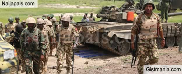 nigerian army - Army conducts Crocodile Smile 4 training for military, para-military personnel