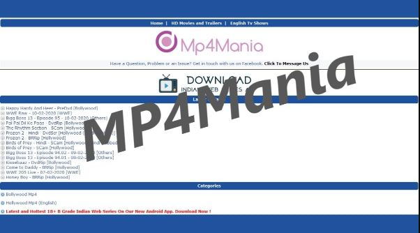 Mp4mania