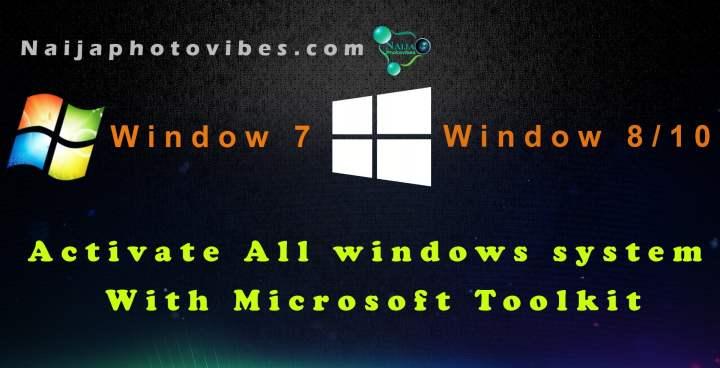 activate all windows