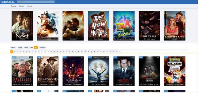 Goojara ch Movies: Download Latest 2021 Movies | Goojara.to