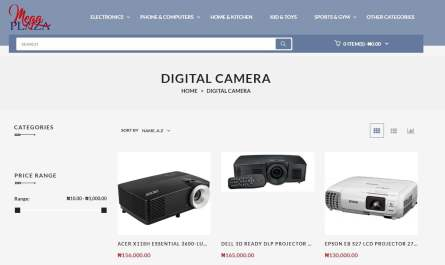 Camera Shops in Lagos: New And Used Camera For Sale