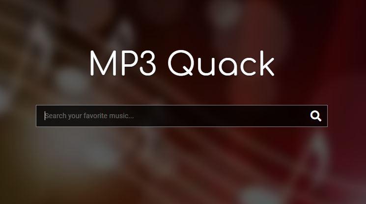 MP3Quack – Free Mp3quack Music Downloader | Mp3 Quack Download