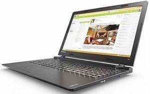Lenovo-Intel-Celeron-Quadcore-1-6Ghz(2gbRam,-500Hdd-+32gb-Flash-Drive-+led-Lamp)-Windows-10---Black