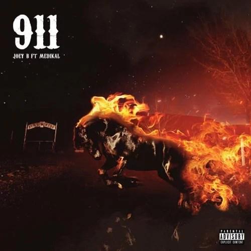 Joey B ft Medikal - 911 (prod. Kuvie) Mp4 Download