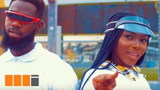 VIDEO: Sefa ft. Bisa Kdei - Pepper
