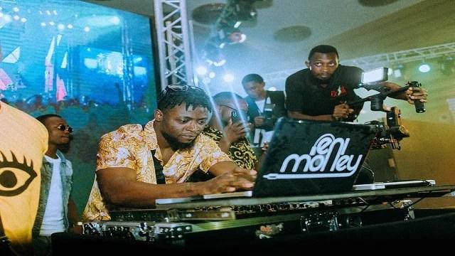 DJ Enimoney - Able God (X-Mix) Mp3 Audio