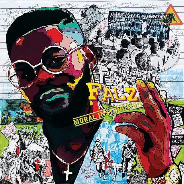 Falz - Moral Instruction (FULL ALBUM) zip Mp3 Download