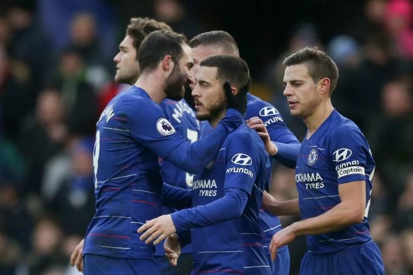 VIDEO: Chelsea vs Huddersfield 5-0 EPL 2019 Goals & Highlights Mp4