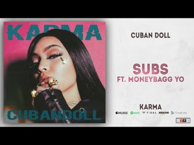 Cuban Doll Ft. Moneybagg Yo - Subs Mp3 Audio Download