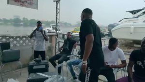 Incoming! Ice Prince join Forces with Phyno And Falz For