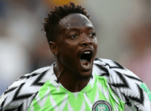 Ahmed Musa Made Good His promise As he Gives U-23 Super Eagles N4million 13 Download