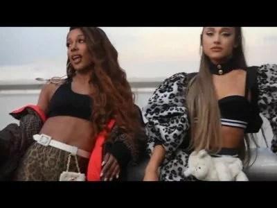 VIDEO: Ariana Grande - Monopoly ft. Victoria Monet Mp4 Download