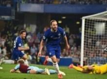 VIDEO: Chelsea Vs Burnley 2-2 EPL 2019 Goals Highlights 18 Download