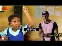VIDEO: Mark Angel Comedy - ANIMAL (Episode 206) 20 Download
