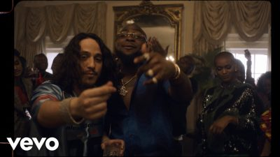 VIDEO: Russ Ft. Davido - All I Want Mp4 Download