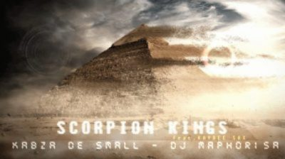 DJ Maphorisa & Kabza De Small ft. Kaybee Sax - Scorpion Kings Mp3 Audio Download