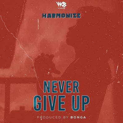 Harmonize - Never Give Up Mp3 Audio Download
