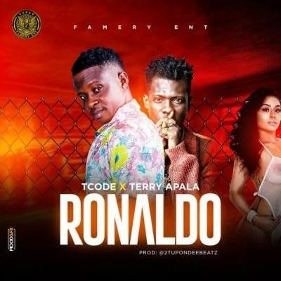 T Code Ft. Terry Apala - Ronaldo Mp3 Audio Download