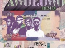 BOJ ft. Falz, Ycee & Fresh L - Awolowo (Remix) 16 Download