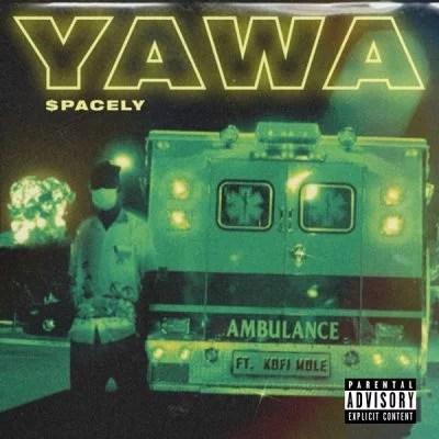 Spacely Ft. Kofi Mole - Yawa Mp3 Audio Download