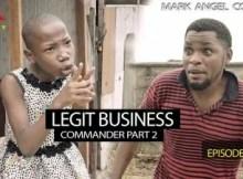 VIDEO: Mark Angel Comedy - LEGIT BUSINESS (Episode 212) 15 Download