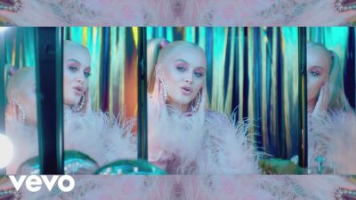 VIDEO: Zara Larsson - All the Time mp4 Download