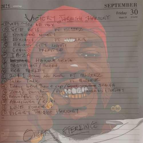 Omar Sterling (R2Bees) ft. Wizkid - Exodus Mp3 Audio Download