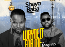 Shayobaba ft. Magnito - Wayne It For Me 1 Download