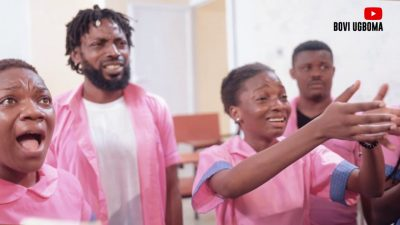 VIDEO: Bovi Ugboma - Back to School (Second Term) [Slap and Fall] Mp4 3Gp HD Download