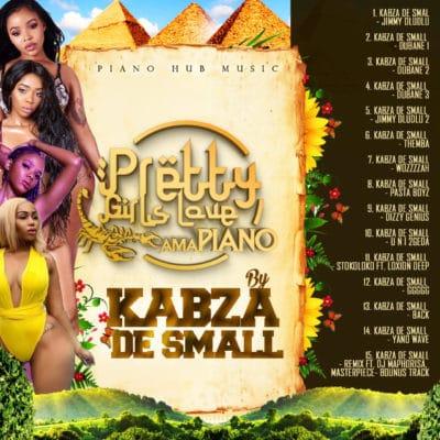Kabza De Small - Back Mp3 Audio Download