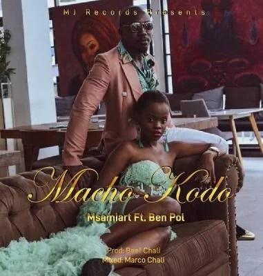 Msamiati Ft. Ben Pol - Macho Kodo Mp3 Audio Download