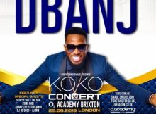 Koko Master!! D'banj IS Taking London By Storm Today, At The Koko Concert in 02 Academy UK. 15 Download