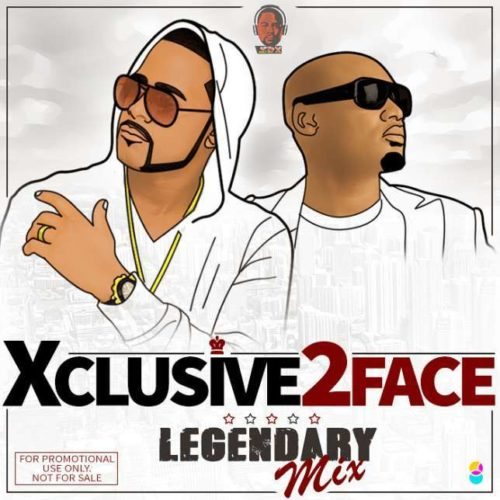 DJ Xclusive - Best Of 2Baba (2Face Legendary Mix) [Mixtape] Mp3 Zip Audio Download