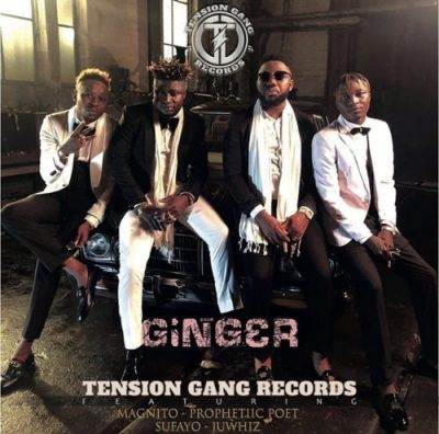 Magnito Ft. Prophetiic Poet x Sufayo x Juwhiz - Ginger (Audio + Video) Mp3 Mp4 Download