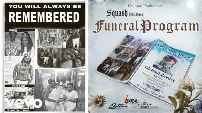 Squash - Funeral Program Mp3 Audio Download