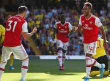 VIDEO: Watford Vs Arsenal 2-2 EPL 2019 Goals Highlights 3 Download