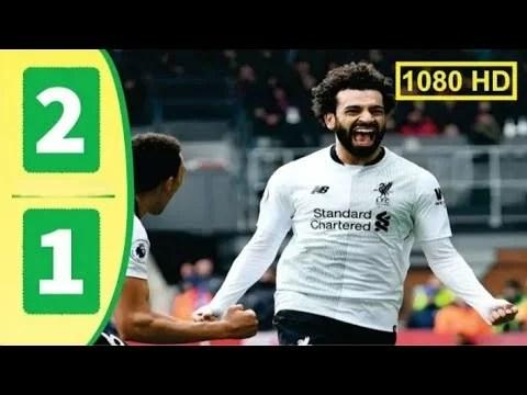 VIDEO: Aston Villa vs Liverpool 1-2 2019 Goals & Extended Highlights Mp4 3Gp HD Video Download