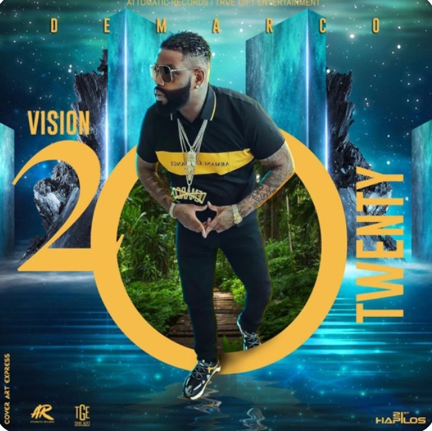 Demarco - 2020 Vision EP (FULL ALBUM) Mp3 Zip Fast Download Free Audio Complete