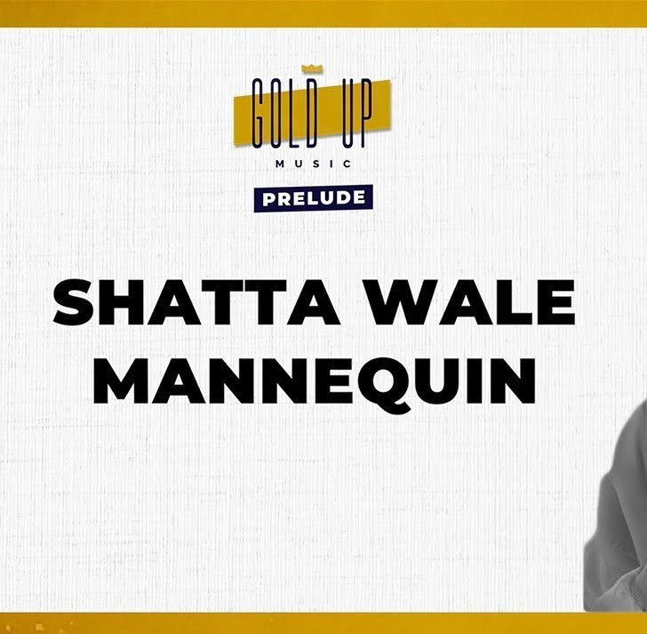 Shatta Wale - Mannequin (Prod. by Gold Up Music) Mp3 Audio Download