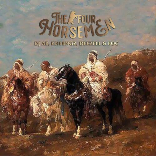 [EP] Kheengz x Deezell x B.O.C Madaki x DJ AB - The Four Horsemen
