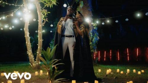 VIDEO: Patoranking Ft. Flavour - Mon Bebe (With Yemi Alade)