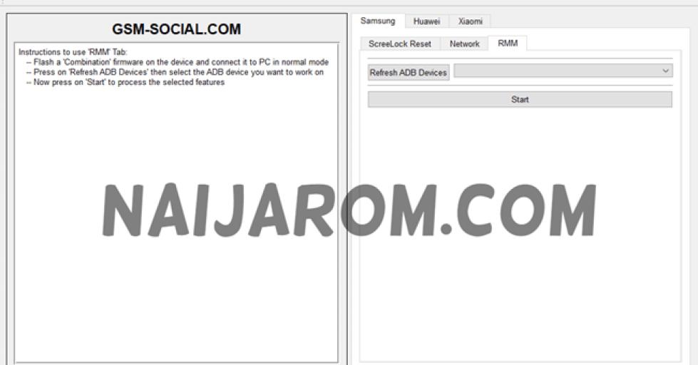 GSM Social Tool v4