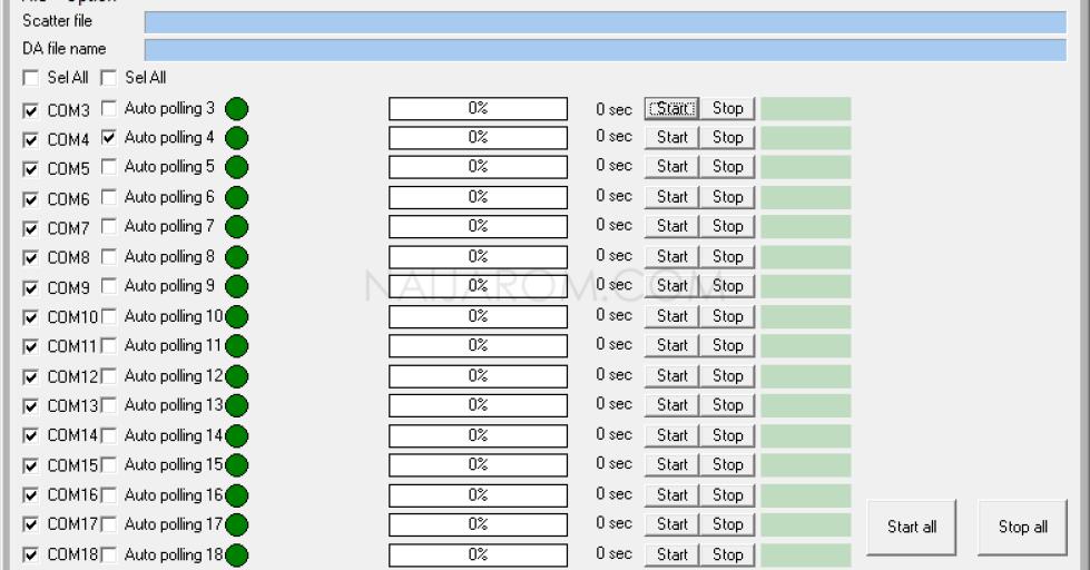 Multiport Download Tool v3.0924